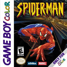 play spider man nintendo game boy color play retro games