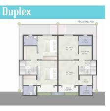 Duplex Floor Plans Akshar Pavilion 2 3 4 Bhk Flats Duplex Triplex Shops Offices Vadodara