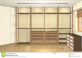 dressing room pictures 3d interior design spacious modern dressing room stock