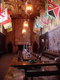 Best Hearst Castle La Cuesta Encantada Images On Pinterest - Hearst castle dining room