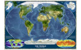 global map earth large world map 15509 earth others