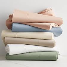 cotton vs linen sheets cotton bamboo sheets bedding set the company store