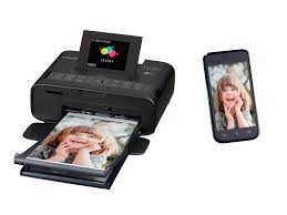 canon selphy cp1200 compact printer u0026 battery bundle black