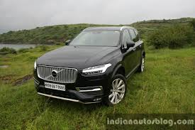 lexus price list india volvo auto india releases revised price list