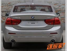 bmw em 5 photos of 2017 bmw 1 series sedan for china will get up to 231hp