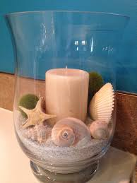 Seashell Bathroom Decor Ideas Sea Shells Decoration Coastal Decorating Pinterest Shell