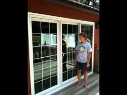 9 Patio Door 9 Foot Patio Door Installation