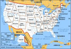 us map states houston houston on map of usa emaps world