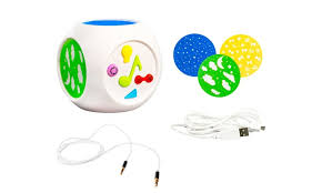 sound machine with light projector playbees sound activated night light projector and sound machine