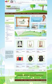 Design Home Page Online Lvc U2013 Ebay Store Homepage For Pa Consignment Seller Oklahoma