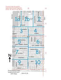 San Jose Neighborhood Map by Leadership U2014 Campbell Cert