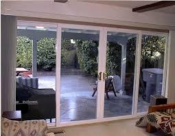 4 Panel Sliding Patio Doors New Ideas Patio Door Window Panels And Best Sliding Patio Doors