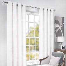 White Lined Curtains Curtains Ideas Eyelet Shower Curtain Inspiring Pictures Of