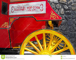 popcorn stand stock images image 4703614