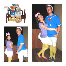 Disney Family Halloween Costume Ideas by 25 Couples U0027 Costumes Inspired By Cartoons Disney Diy Donald