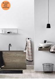 Black Faucets Bathroom Magnificent Matte Black Kitchen U0026 Bath Fittings Design Lovers Blog
