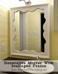 Diy Bathroom Mirror by 124 Best Mirror Plans Images On Pinterest Woodworking Plans