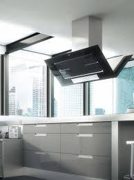 hotte de cuisine suspendue hotte design plus de 20 hottes bien inspirées côté maison