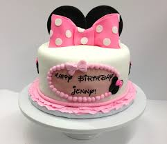 minnie mouse birthday cake minnie mouse birthday cake baby bea s bakeshop
