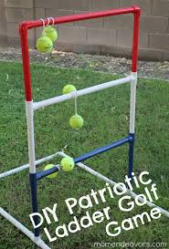 25 diy backyard games ladder golf golf and outdoor games