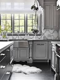 kitchen paint color for gray cabinets 32 best gray kitchen ideas photos of modern gray kitchen