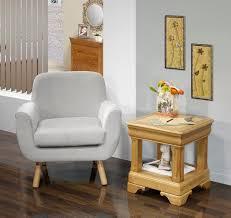 meuble bout de canapé bout de canapé ou table d appoint en chêne de style louis philippe