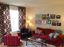 unique living room design ideas with red nicelivingroom in