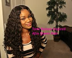 spring ready tami roman inspired hair afro queen hair youtube