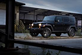 jeep black 4 door 2011 jeep wrangler call of duty black ops edition ready for battle