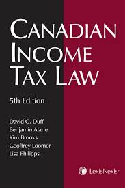 lexisnexis online bookstore canadian income tax law 5th edition lexisnexis canada store