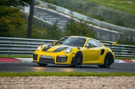porsche 911 gt2 rs is the quickest production car on the