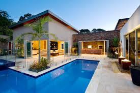 1 small mediterranean homes pools noosa villa by design unity