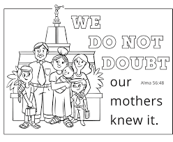 mother u0027s day printable the mormon home