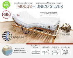 materasso memory silver unico silver materasso memory sfoderabile traspirante