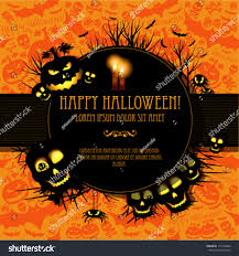 halloween art background halloween vector card background vector art stock vector 111340466