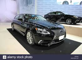 car lexus 2015 bangkok august 4 lexus ls600h car on display at big motor sale