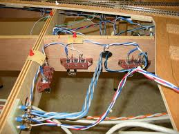 wiring a model railroad part 1 basic rules technical aspects