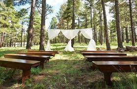 outdoor wedding venues az list of flagstaff wedding venues flagstaff wedding guide