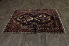 Persian Rug Mouse Mat by 4x6 Great Shape Unique Handmade Shahrbabak Persian Rug Oriental