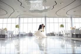 staten island wedding venues above extravagant rooftop wedding venue in new york