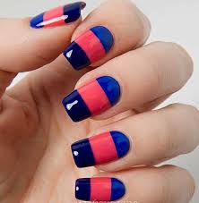 Stunning Easy Nail Art Design At Home Contemporary Interior - Easy design for nails to do at home