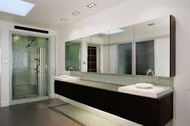 modern bathroom cabinet ideas splendid modern two person bathroom vanity with drawers features