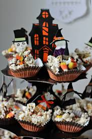 Halloween Skeleton Cupcakes by Halloween Archives Pop Roc Parties Party Blog