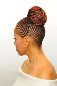 black hairstyles 2015 with braids to the side how to rock killer crotchet braids in 2015 bun braid cornrows