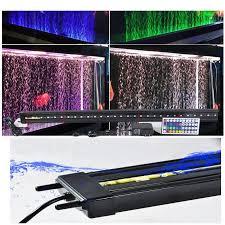 Led Aquarium Lighting Online Cheap Double Bubble Lights Led Aquarium Lighting Strip