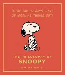 philosophy snoopy charles schulz 9781782111139