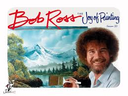 100 bob ross light and dark quote about posting today