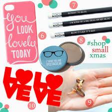 Christmas Gifts Under 10 Wardrobe Conversations Shop Small Secret Santa Gift Ideas For