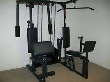 Weider Pro 125 Bench Weider Fitness Butterfly Strength Training Home Gyms Ebay