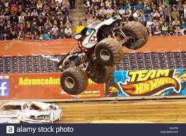 monster truck show houston texas april 14 2011 houston texas u s spike jeff anderson running